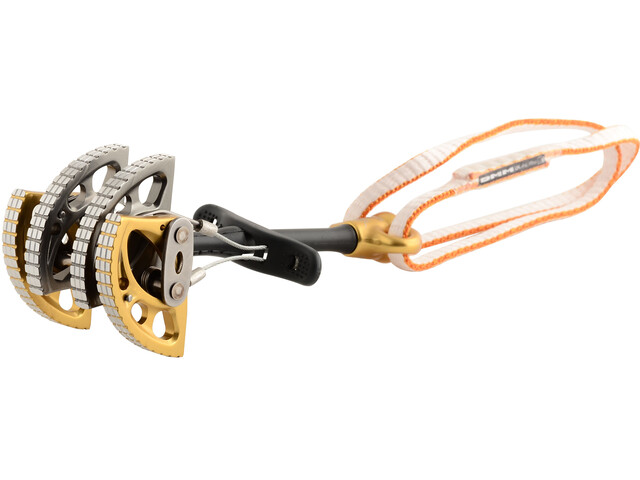DMM Dragon 2 Cams Size 4 Yellow